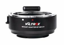 Viltrox EF-NEX IV Auto Focus Canon EOS lens to Sony E Mount Adapter A7 II A7R
