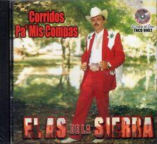 El As De La Sierra Corridos Pa Mis Compas CD New Sealed