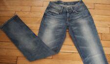 LEVIS 430 Jeans  Femme W 27 - L 32 Taille Fr 36 Neuf Straight Leg (Réf #A164)