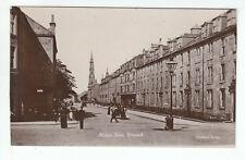 Nelson Street Greenock Renfrew Radiant Series Early 1900's Old Postcard Scotland