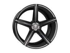 MB Design KV1 Nero OPACO Cerchione 12x20 - 20 Pollici 5x120, 65 Interasse