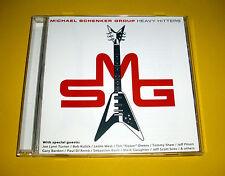 "CD "" MICHAEL SCHENKER GROUP - HEAVY HITTERS "" 10 SONGS (WAR PIGS)"