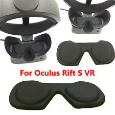 For Oculus Rift S Virtual Reality VR Soft Protective Dustproof Cover Shell Black