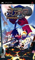 Disgaea: Hour of Darkness - PSP Playstation Portable - 2006 - Japan Import