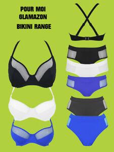 Pour Moi Santorin Rembourré Haut De Bikini nu 70000 neuf Femme Maillots de bain