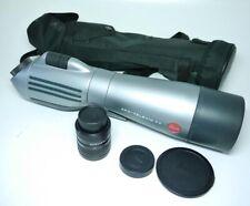 Leica APO Televid 77 Spektiv + B20x-60x Okular + Tasche. bitte lesen  ff-shop24