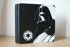 Custom Darth Vader Star Wars Top 3D Cover Sony Playstation 4 Slim with airhole