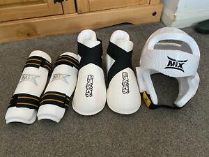 Adult Taekwondo sparring kit lot size L