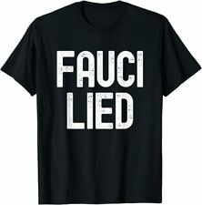 Fauci Lied T-Shirt Unisex Shirt All Size
