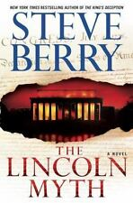 Cotton Malone: The Lincoln Myth by Steve Berry (2014, Hardcover, First Edition!)