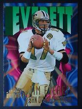 NFL 31 Jim Everett San Diego Chargers SkyBox impact 1997