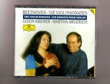 (CD) Beethoven: Complete Violin Sonatas / 3CDs / KREMER, ARGERICH - 447 058 2