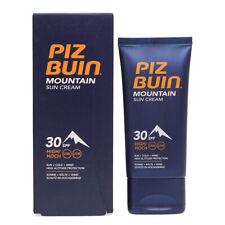 Piz Buin Mountain Sun Cream Lotion SPF 30 UVA UVB 50ml - Damaged Box