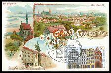 BUND MK GÖRLITZ PRIVATE !! MAXIMUMKARTE CARTE MAXIMUM CARD MC CM cd45