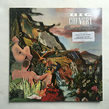 BIG COUNTRY - PEACE IN OUR TIME * LP VINYL * FREE P&P UK * MERCURY 836 325-1 *