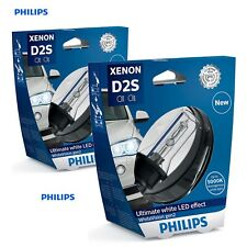 D2S Philips WhiteVision gen2 Xenon Brenner Ultimate LED effect 35W P32d-2 S1