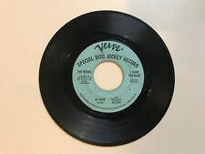 NORTHERN SOUL 45 RPM RECORD - THE WEBBS - VERVE VK-10610- PROMO