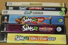 Sims 3 and Sims 2 Bundle w/ Expansions