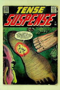 Tense Suspense #2 (Feb 1959, Fago) - Good