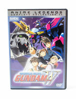 Mobile Suit Gundam Wing - Anime Legends Complete Collection 2, (5) DVDs | USED
