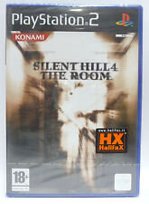 SILENT HILL 4 THE ROOM - PS2 - NUOVO SIGILLATO - NEW SEALED PAL NUOVO SIGILLATO
