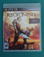 Kingdoms of Amalur: Reckoning (Sony PlayStation 3, 2012) EA Games RPG