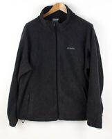 Columbia Herren Reißverschluss Fleece Strickjacke Pullover Größe 3XL AFZ520