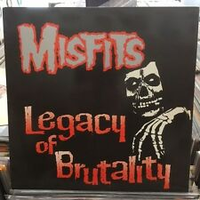 Misfits ‎– Legacy Of Brutality ' LP vinyl  ORIGINAL  PL9-06 NEAR MINT