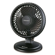 Holmes Lil 'Blizzard 8-Inch Oscillating Table Fan, Black