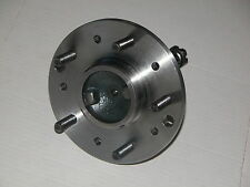 New 1965-1982 C2 & C3 Corvette Rear Spindle, Axle. With Studs and nut