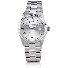 Orologio Breil Tribe Classic Elegance Collection silver dial Ref. EW0198