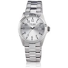 Orologio Breil Tribe Classic Elegance Collection silver dial Ref. EW0198