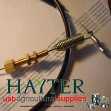 HAYTER HARRIER 41 AUTO & HAWK GENUINE CLUTCH CABLE 306107 NEXY DAY DELIVERY