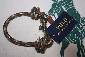 Brand New POLO Ralph Lauren UNISEX Nylon Wrist Strap 5 colors SHIP FREE FAST US