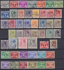 NETHERLANDS 1924 WILHELMINA (ref 5) USED