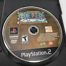 One Piece: Grand Adventure Sony PlayStation 2 PS2 game only, working good