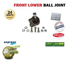 FOR FIAT DOBLO & CARGO 223 2001-> FRONT LOWER SUSPENSION WISHBONE BALL JOINT
