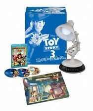 Toy Story 3  LUXO JR. Lamp LED Light on / with Blu-ray & DVD Collectors Box NIB