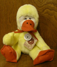 """Boyds Plush #91860 ALOUYSIUS QUACKENWADDLE, 10"""" duck NEW/Tag From Retail Store"""