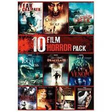 10-Film Horror Pack V.2 DVD