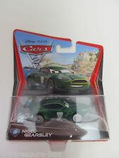 Disney PIXAR Cars 2 World Grand Prix Nigel Gearsley Car #20 - Ages 3+