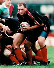 """Mark Langley Saracens Rugby Photograph 10"""" x 8"""" (25cm x 20cm)"""