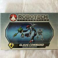 Robotech RPG Tactics Zentraedi Core Squadron Glaug Command New Sealed
