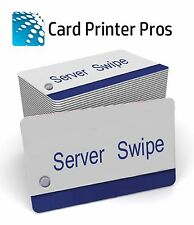 25 Micros Cards Server or Employee Swipe ID - POS
