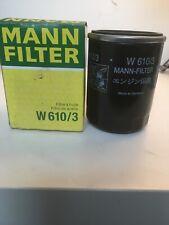 MANN W610/3 Oil Filter