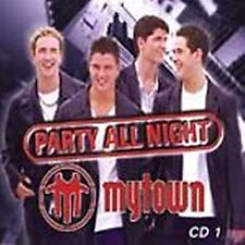 NEW CD.MYTOWN Party All Night.4 Track Radio Mix B/w Love To Infinity Radio Mix