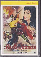 Dvd **I REALI DI FRANCIA** di Mario Costa nuovo 1959