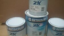 Nexa ICI 2K Solvent basecoat  Mixing Colours  Select tinter P420 421 425 426 429