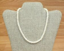 Unbranded Faux Pearl Style Women's Costume Jewelry Necklace **READ**