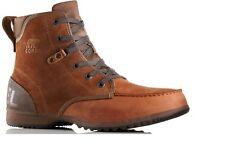 Sorel Ankeny Moc Toe Leather Waterproof Boots Size 11.5 Originally $135.00